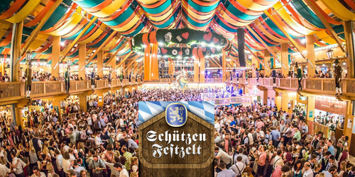 Schützenfestzelt München
