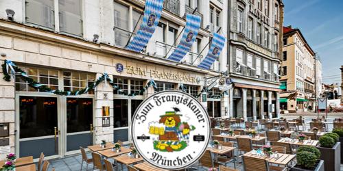 Zum Franziskaner München Außenansicht
