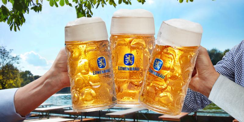 Löwenbräu Bierspezialitäten - Löwenbräukeller München