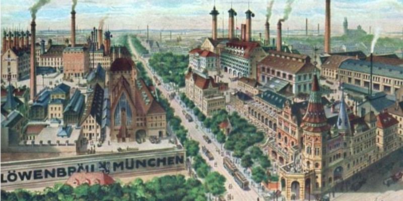 Löwenbräukeller München - Historie