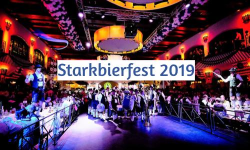 Starkbierfest 2019 - Löwenbräukeller München