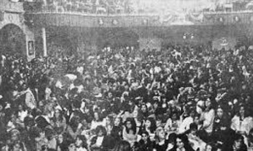 Wiedereröffnung des Festsaals Löwenbräukeller