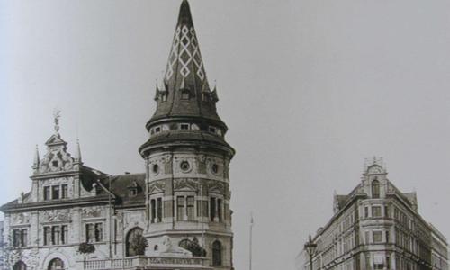 Löwenbräukeller München - Der Turm