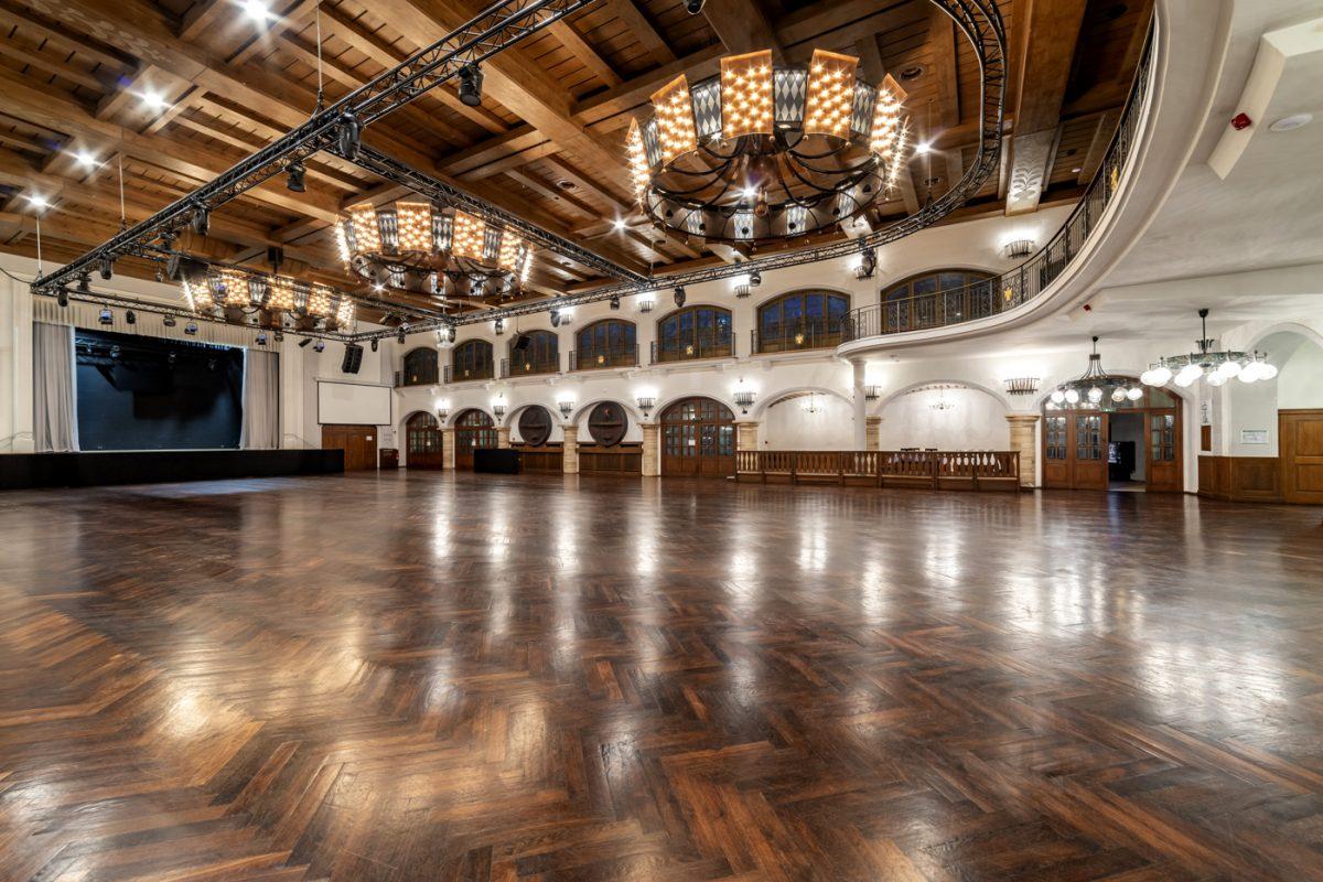 Löwenbräukeller Ansicht Festsaal
