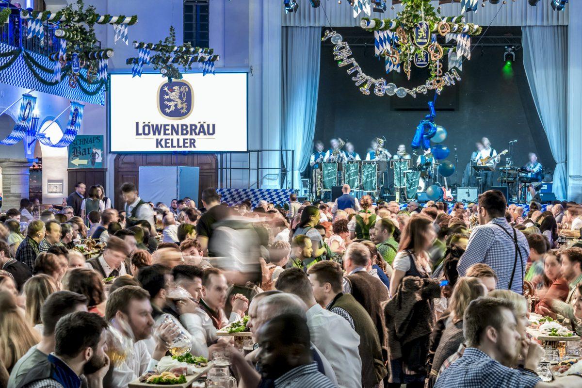 Starkbierfest 2019 im Löwenbräukeller München
