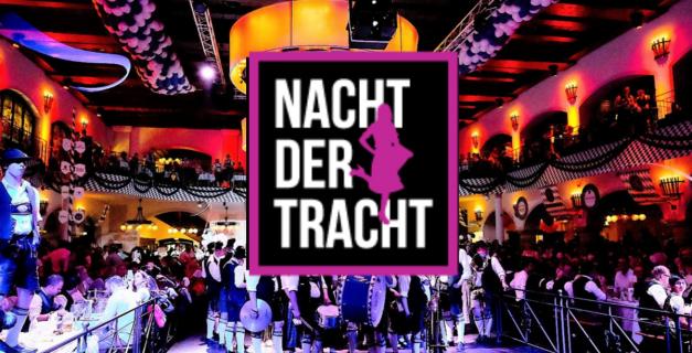 Nacht der Tracht im Löwenbräukeller München