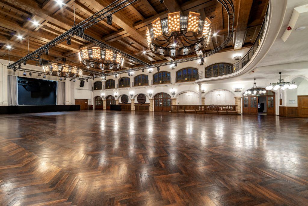 The ballroom_Löwenbräukeller3