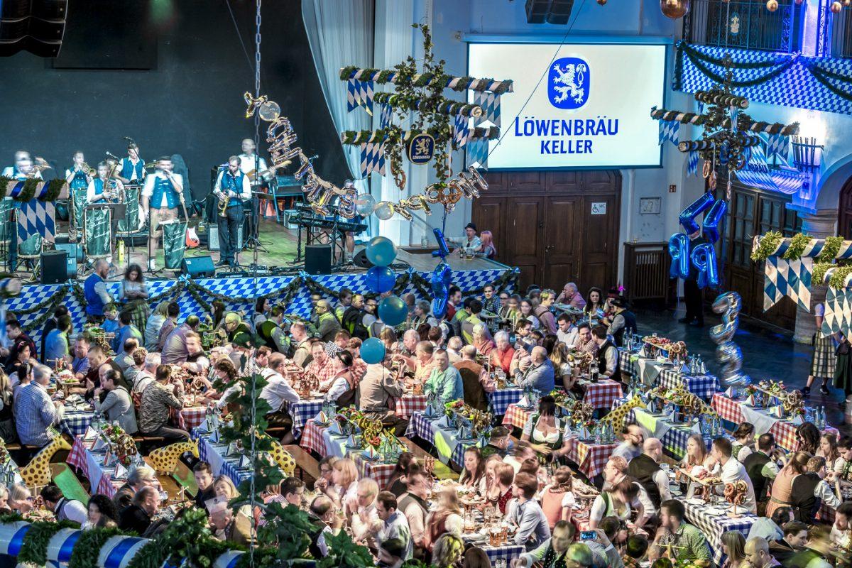 Stark-Bier-Fest Löwenbräukeller Munich 5