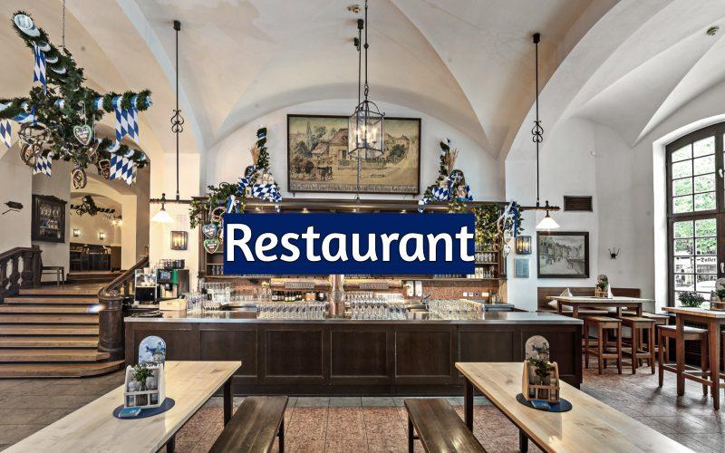 Löwenbräukeller Munich Restaurant