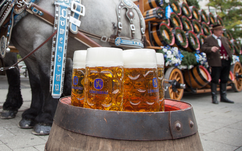 Löwenbräukeller_Löwenbräu_Partyfassbier