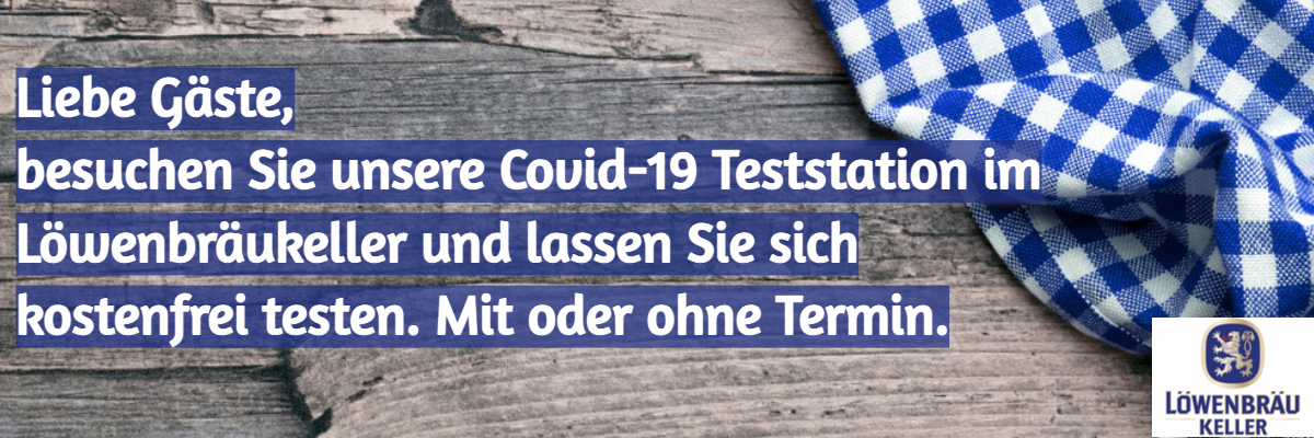 Löwenbräukeller_Covid-19_Teststation